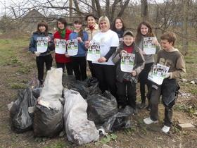 Всеукраїнська акція 'Зробимо Україну чистою' у Миколаєві