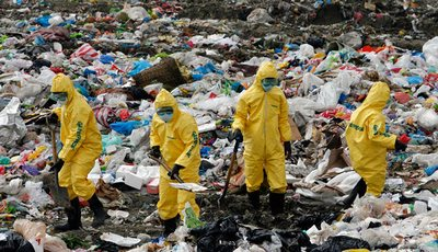 полігон сміття