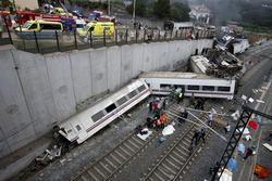 Трагедія в Іспанії