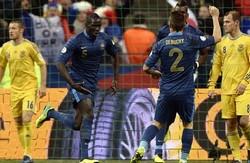 Франція - Україна 3:0