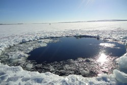 Вибух метеорита над Челябінськом