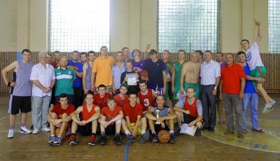 Турнір з баскетболу до Дня молоді