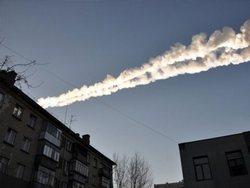 метеорит під Челябінськом