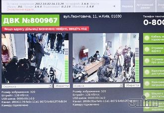 Камери на виборах