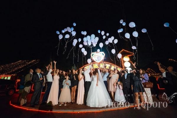 Фееричная свадьба под ключ